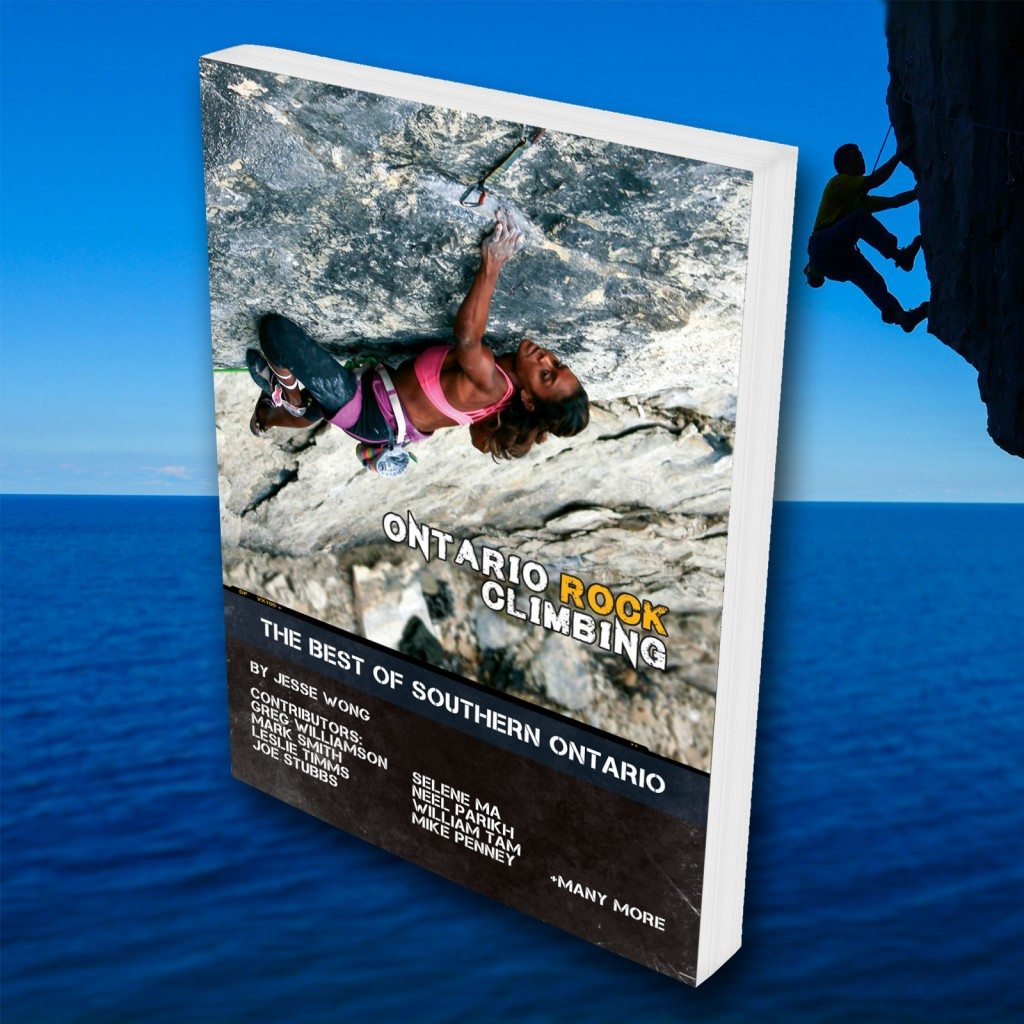 Ontario Rock Climbing Guidebook